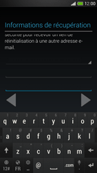 HTC One Mini - Applications - Configuration de votre store d