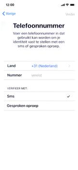 Apple iphone-11-model-a2221 - Instellingen aanpassen - Nieuw toestel instellen - Stap 27