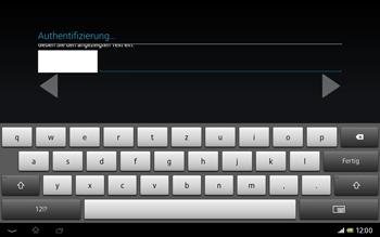 Sony Xperia Tablet Z LTE - Apps - Konto anlegen und einrichten - Schritt 21