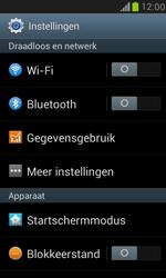 Samsung I8190 Galaxy S III Mini - Internet - buitenland - Stap 4