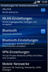 Sony Ericsson Xperia X8 - Internet - Manuelle Konfiguration - 6 / 23