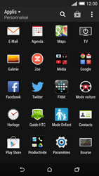 HTC One M8 - Applications - Installation d