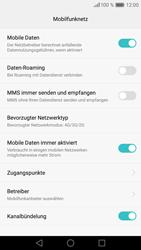 Huawei P9 - Netzwerk - Netzwerkeinstellungen ändern - Schritt 6