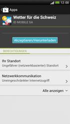 HTC One S - Apps - Installieren von Apps - Schritt 16