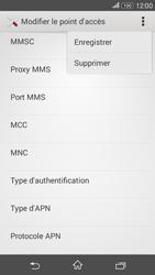 Sony E2003 Xperia E4G - Internet - configuration manuelle - Étape 17