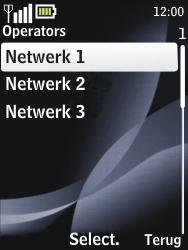 Nokia 2700 classic - netwerk en bereik - gebruik in binnen- en buitenland - stap 8