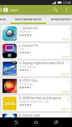 HTC One M8 - apps - app store gebruiken - stap 11