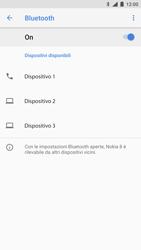 Nokia 8 - Bluetooth - Collegamento dei dispositivi - Fase 7