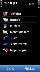 Nokia N8-00 - bluetooth - aanzetten - stap 4