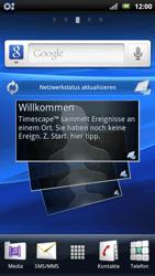 Sony Ericsson Xperia X10 - MMS - Automatische Konfiguration - 2 / 2