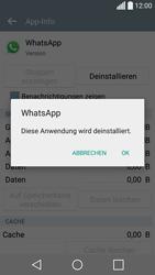 LG Spirit 4G - Apps - Eine App deinstallieren - Schritt 8