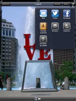 Apple iPad 4 - E-Mail - E-Mail versenden - Schritt 5