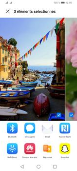 Huawei Y6P - Photos, vidéos, musique - Envoyer une photo via Bluetooth - Étape 9