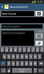 Samsung Galaxy Trend Plus - MMS - Erstellen und senden - 13 / 24