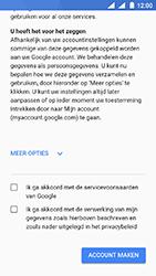 Nokia 3 - Android Oreo - Applicaties - Account instellen - Stap 16