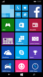 Microsoft Lumia 535 - Applications - Comment désinstaller une application - Étape 1