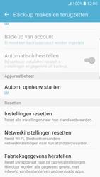 Samsung Galaxy S7 Edge - Toestel reset - terugzetten naar fabrieksinstellingen - Stap 6