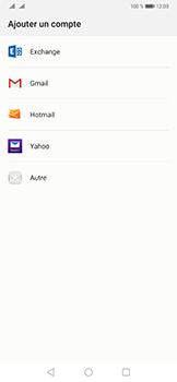 Huawei Mate 20 Pro - E-mail - Configuration manuelle (outlook) - Étape 4