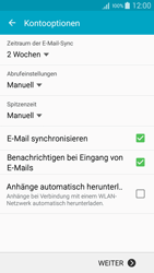 Samsung A500FU Galaxy A5 - E-Mail - Konto einrichten (yahoo) - Schritt 7