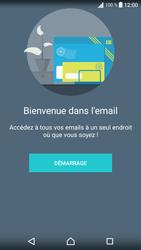 Sony Sony Xperia E5 (F3313) - E-mail - Configuration manuelle (outlook) - Étape 4