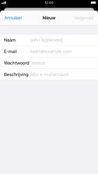 Apple iPhone 7 - iOS 13 - E-mail - Account instellen (IMAP met SMTP-verificatie) - Stap 7