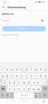 Huawei Mate 20 Lite - E-Mail - Konto einrichten (yahoo) - Schritt 5