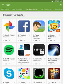 Samsung Galaxy Tab A 9.7 (SM-T555) - Applicaties - Downloaden - Stap 8
