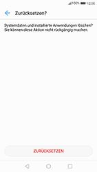Huawei P10 - Fehlerbehebung - Handy zurücksetzen - 10 / 11