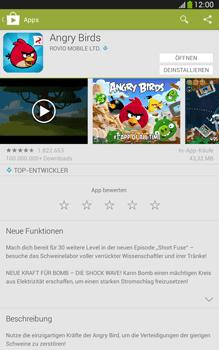 Samsung Galaxy Tab 3 8-0 LTE - Apps - Herunterladen - 19 / 20