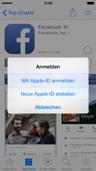 Apple iPhone 5S mit iOS 8 - Apps - Konto anlegen und einrichten - Schritt 20