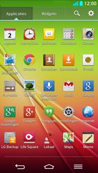 LG G2 - E-mail - Handmatig instellen - Stap 3