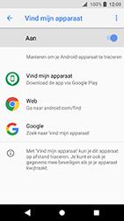 Sony Xperia XA2 - Beveiliging en privacy - zoek mijn mobiel activeren - Stap 8