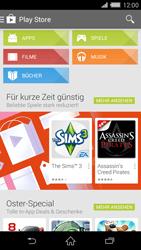 Sony Xperia Z2 - Apps - Konto anlegen und einrichten - Schritt 22