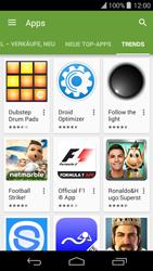 Wiko Highway Pure - Apps - Installieren von Apps - Schritt 12