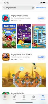 Apple iPhone XS Max - Apps - Installieren von Apps - Schritt 12