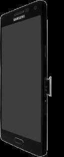 Samsung Galaxy A5 - SIM-Karte - Einlegen - 1 / 1
