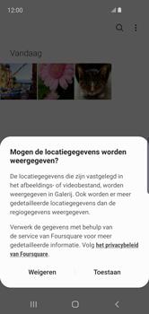 Samsung Galaxy S10e - contacten, foto