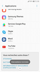 Samsung Galaxy A3 (2017) - Applications - Comment désinstaller une application - Étape 8