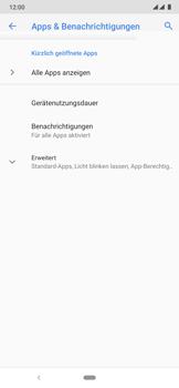 Nokia 6.2 - Apps - Eine App deinstallieren - Schritt 5