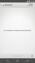 Sony Xperia Z1 - Bluetooth - Collegamento dei dispositivi - Fase 5