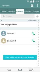 LG D855 G3 - Contactgegevens overzetten - delen via Bluetooth - Stap 11