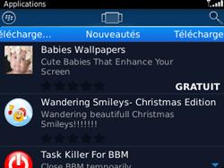 BlackBerry 9320 - Applications - Télécharger une application - Étape 9