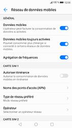Huawei P8 Lite 2017 - Internet - configuration manuelle - Étape 7