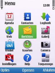 Nokia C5-00 - E-mail - hoe te versturen - Stap 3