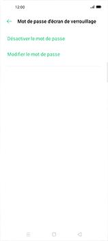 Oppo Find X2 Neo - Sécuriser votre mobile - Activer le code de verrouillage - Étape 11