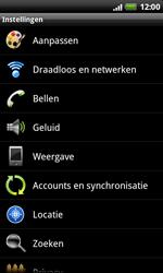 HTC S510e Desire S - Internet - Handmatig instellen - Stap 4
