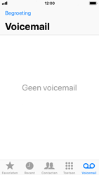 Apple iPhone SE met iOS 11 (Model A1723) - Voicemail - Visual Voicemail - Stap 14
