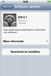 Apple iPhone 4 S - Toestel - Software updaten - Stap 7