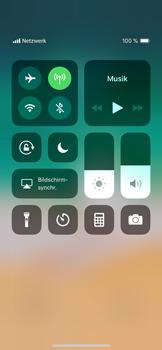 Apple iPhone X - iOS 11 - Sperrbildschirm und Benachrichtigungen - 3 / 10