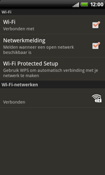 HTC S510b Rhyme - wifi - handmatig instellen - stap 9
